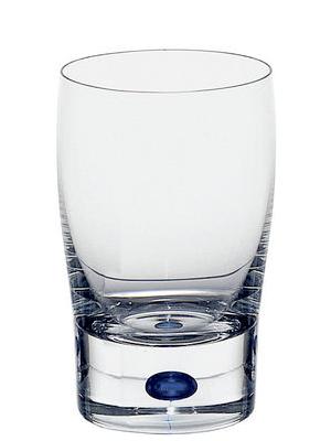 Intermezzo Blue Water Tumbler - Orrefors
