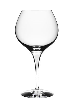 Intermezzo Satin Bouquet - Orrefors Wine Tasting Glass