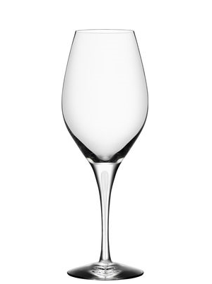 Intermezzo Satin Balance Wine Glass - Orrefors