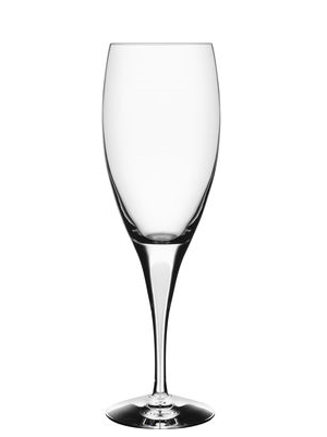 Intermezzo Satin Red Wine Glass - Orrefors