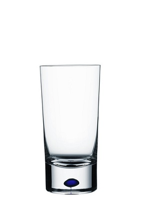 Intermezzo Blue Highball glass - Orrefors