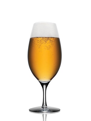 Difference Pils Beer Glass - Orrefors
