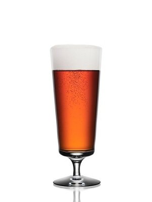 Difference Ale Beer Glass - Orrefors
