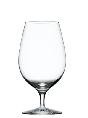 Merlot Beer Ice water Glass - Orrefors