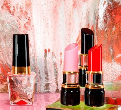 Make Up - Nagellack och Läppstift