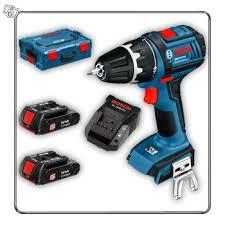 Borr-Skruvdragare Batteri