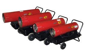 Värmekanon 30-40 kW