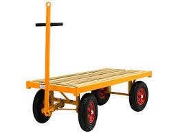 Transportvagn 4-hjulig