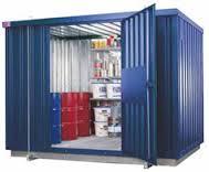 Miljöcontainer 8