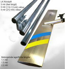 Sloda Aluminium 1,5 m