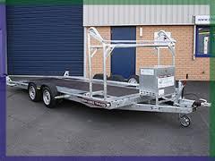 Biltransportsläp 2000 - 3000 kg