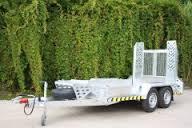 Maskintransportsläp 2000 - 3000 kg