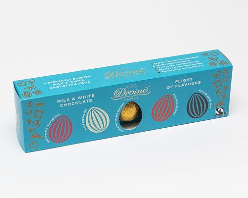 Duka med Fairtrade i påsk!  Påskchoklad från Divine