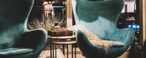 Våra loungemöbler för hem & kontor