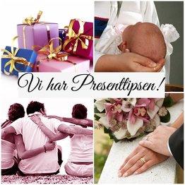 Presenttips för.....