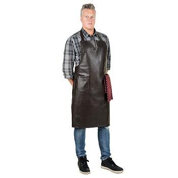 Skinnförkläde Prestige Sleifi, Café noir