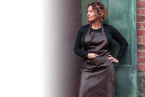 Grill och köksförkläden i äkta läder perfekt som present