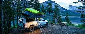 10 Anledningar att köpa ett taktält från Idre Adventure Marknadens enda 4 Säsongs tält