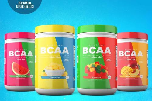Marknadens godaste BCAA !