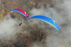 Nyheter TANGO (XC Advanced / EN-C) TANGO will be the most comfortable glider designed for the pilot who wants advanced XC. The Smart nose and Smart nose+ system are applied to it.