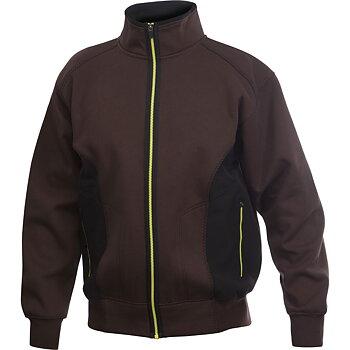 Sweatshirt Full Zip Pro G