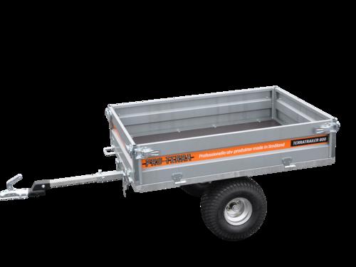 TT800 - en smidig gårdsvagn med hög kvalitet