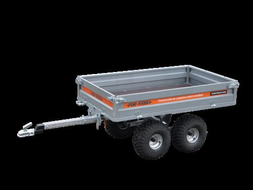 TT1000 - en rejäl vagn med fina terrängegenskaper