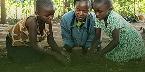 Tillsammans gör vi skillnad  För varje order planterar vi ett träd tillsammans med Vi-Skogen