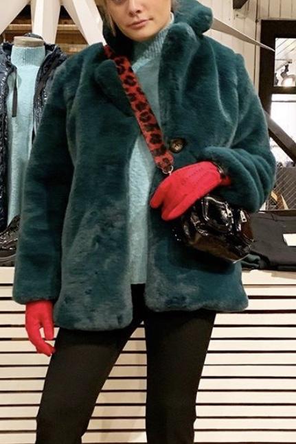 Jennabel Jacket