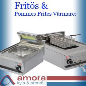 Fritös & Pommes Frites Värmare
