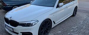 """Begagnat till BMW G31 20"""" M+S hjul 19.995:-"""