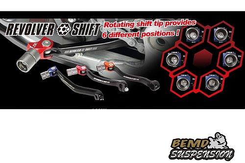 ZETA Revolver Shift Grymma justerbara växelspakar!