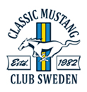 Classic Mustang Club Sweden Logo
