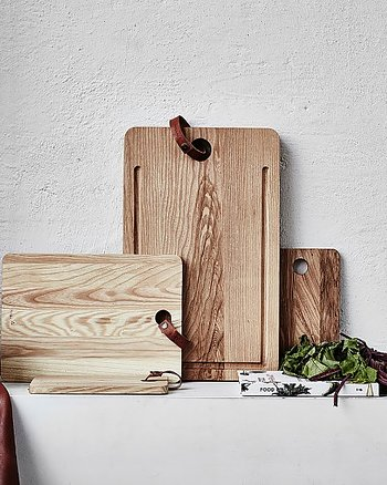 VILLAGE CHOPPING BOARD KUBBE NATURAL