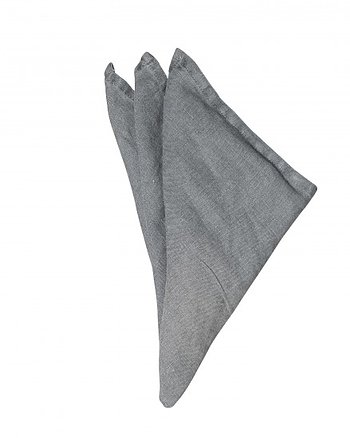 LINEN NAPKIN TRAPAN BY ON GREY