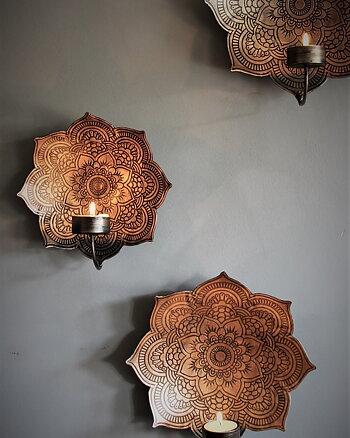 Oriental  Candlestick