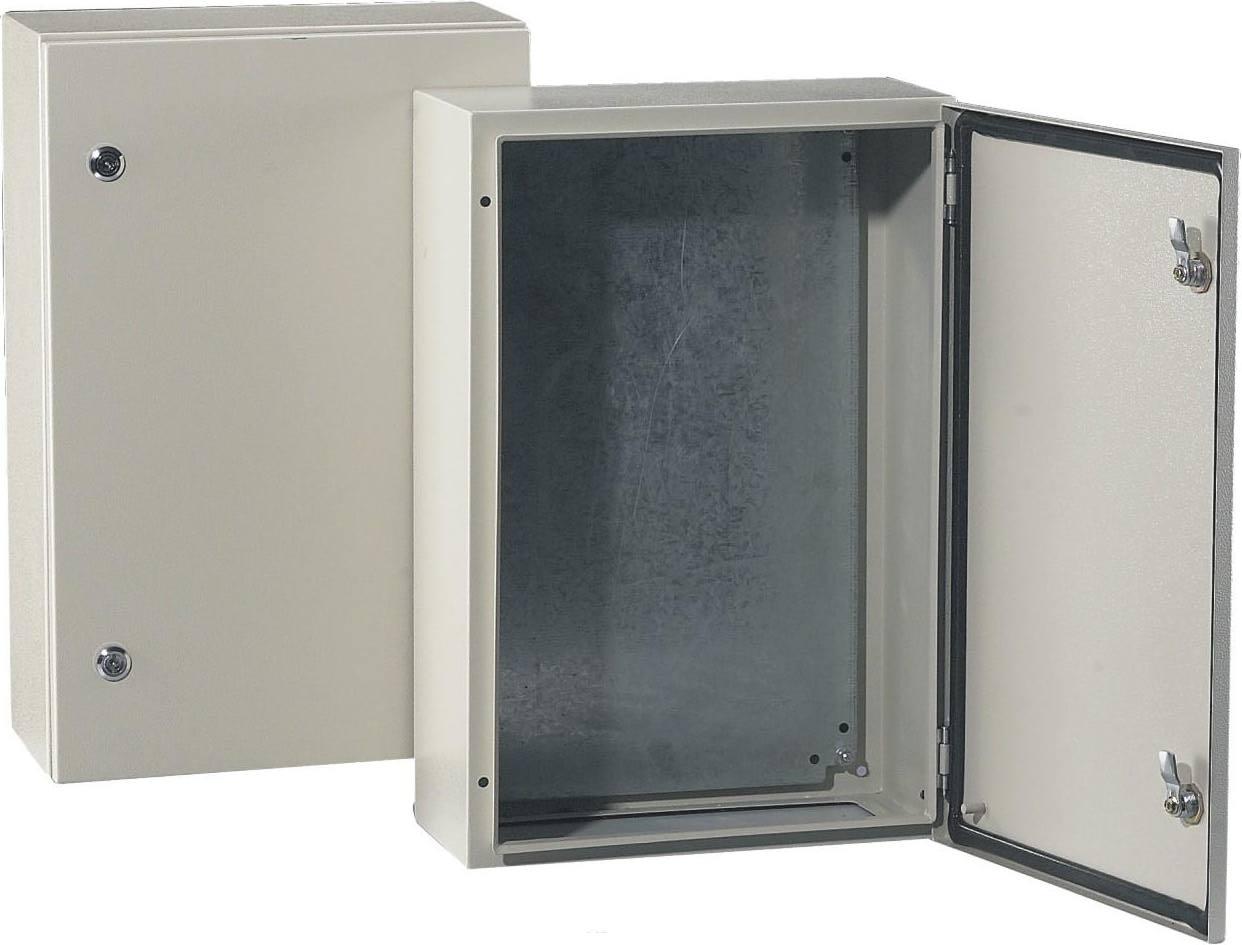 Steel cabinet single door