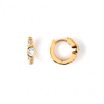 Luxury hoop pris/st