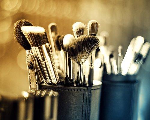 Makeupborstar och tillbehör