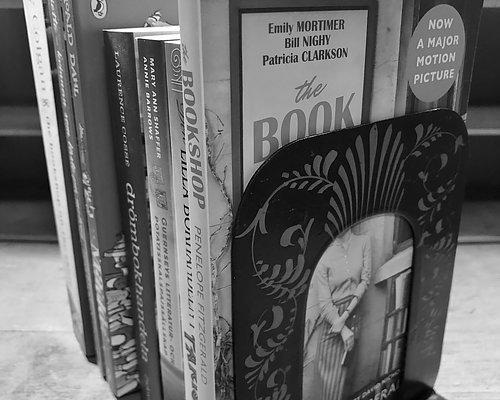 Böcker om böcker
