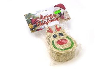 Jultugg till hunden Julren