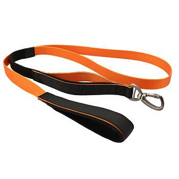 Sportkoppel/ Stretchkoppel Orange