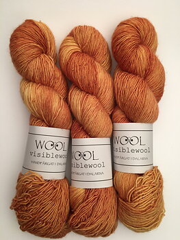 Merino Single-    Pumpkin spice