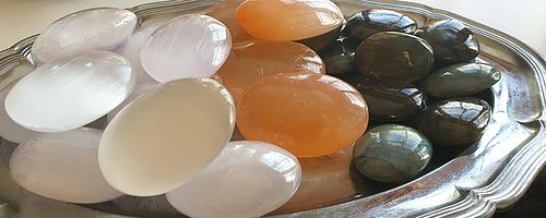 Kristaller & stenar