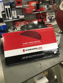 Kamado Joe Cast Iron Grate Classic