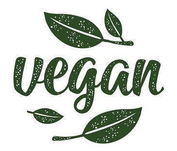 vegansk frystorkad mat