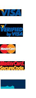 Betala med Visa, Mastercard och Svea Webpay