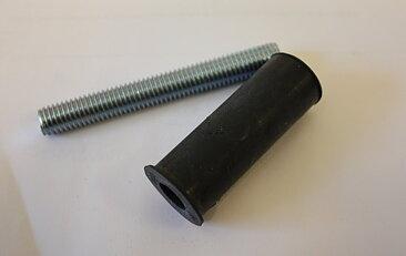 Omtalade Gummiexpander - M10 - Rawlnut - Ledstångsbeslag MP-26