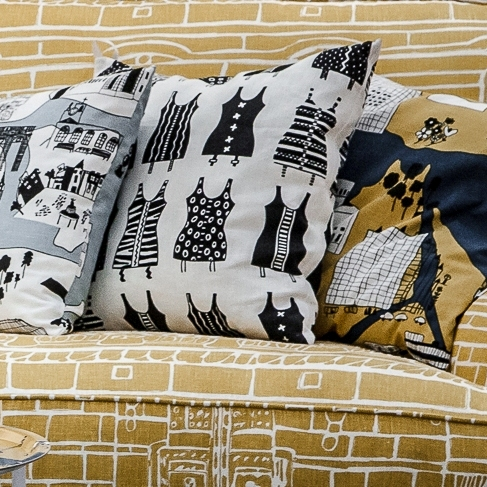 Cushion Covers and Pillowslips