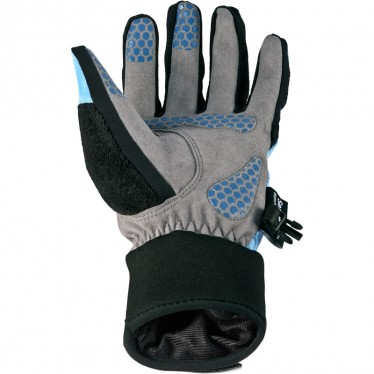 Sealskinz - Ladies All Weather Cycle Glove Sky Blue